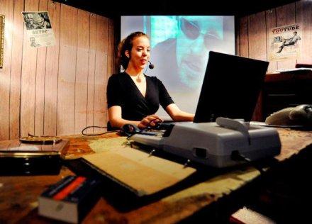ComputerWorlds bilde fra standen vår på JavaZone 2010